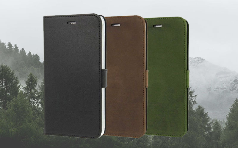 iPhone X Valenta Book Case