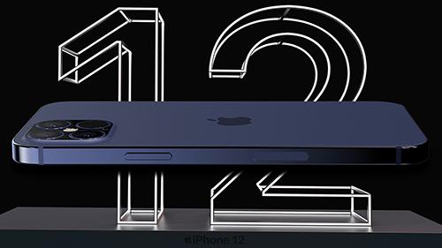 De Apple iPhone 12