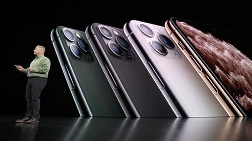 Presentatie van de iPhone 12