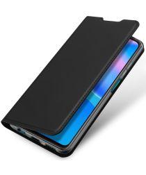 Dux Ducis Skin Pro Series Huawei P Smart 2021 Hoesje Zwart