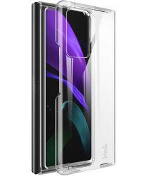 IMAK Crystal Case II Pro Samsung Galaxy Z Fold 2 Hoesje Transparant