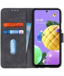 LG K52 Telefoonhoesjes met Pasjes