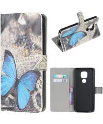 Motorola Moto E7 Plus Book Cases & Flip Cases