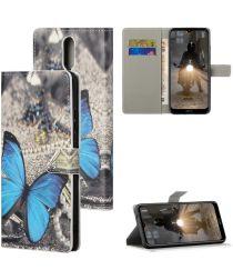 Nokia 2.4 Telefoonhoesjes met Pasjes