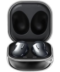 Samsung Galaxy Buds Live/Buds 2/Pro Hoesje Hard Plastic Case Clear