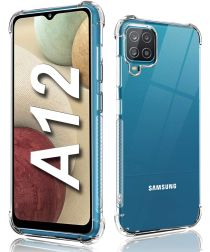 Samsung Galaxy A12 Back Covers