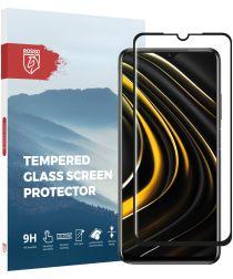 Rosso Xiaomi Poco M3 9H Tempered Glass Screen Protector
