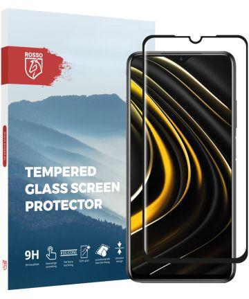 Rosso Xiaomi Poco M3 9H Tempered Glass Screen Protector Screen Protectors