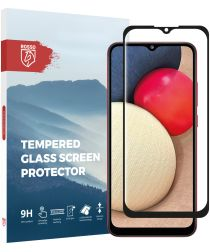 Rosso Samsung Galaxy A02s 9H Tempered Glass Screen Protector