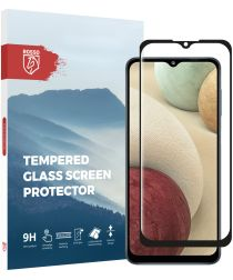 Rosso Samsung Galaxy A12 9H Tempered Glass Screen Protector