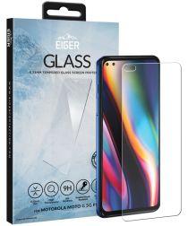 Eiger 2.5D GLASS Motorola Moto G 5G+ Tempered Glass Screenprotector