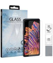 Eiger 2.5D Samsung Galaxy Xcover Pro Tempered Glass Screenprotector