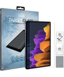 Eiger 2.5D Tablet Glass Samsung Galaxy Tab S7 Plus Screenprotector