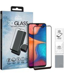 Eiger 3D GLASS Samsung Galaxy A20e Tempered Glass Screenprotector