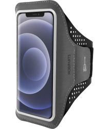 Mobiparts Comfort Fit Sport Armband Apple iPhone 12 Mini Zwart