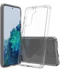 Samsung Galaxy S21 Transparante Hoesjes