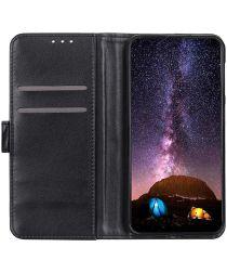 Motorola Moto G9 Power Hoesje Wallet Book Case Zwart