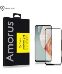 AMORUS OnePlus Nord N10 Tempered Glass Screen Protector