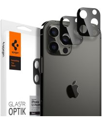Spigen Optik Apple iPhone 12 Pro Max Camera Lens Protector (2-Pack)