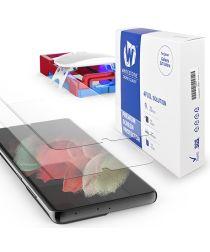 Whitestone Dome Glass Samsung Galaxy S21 Ultra Screen Protector 2-Pack