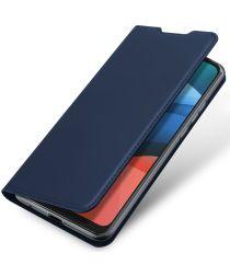 Dux Ducis Skin Pro Series Motorola Moto E7 Hoesje Blauw
