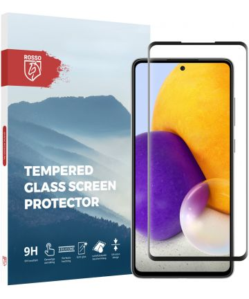 Rosso Samsung Galaxy A72 9H Tempered Glass Screen Protector Screen Protectors