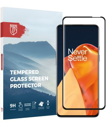 Rosso OnePlus 9 9H Tempered Glass Screen Protector Screen Protectors