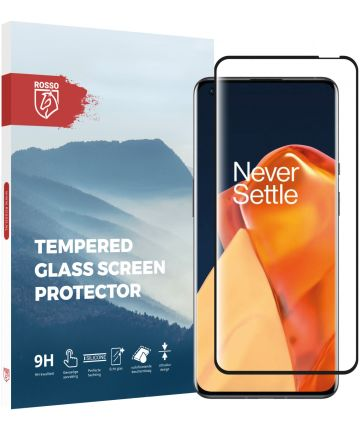 Rosso OnePlus 9 Pro 9H Tempered Glass Screen Protector Screen Protectors