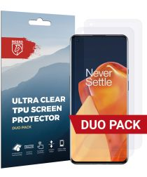 Rosso OnePlus 9 Pro Ultra Clear Screen Protector Duo Pack