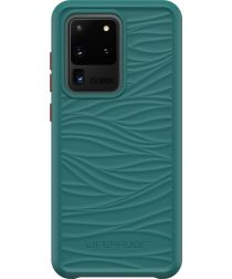 LifeProof Wake Samsung Galaxy S20 Ultra Hoesje Back Cover Groen
