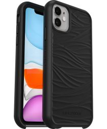LifeProof Wake Apple iPhone 11 / XR Hoesje Back Cover Zwart