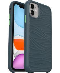 LifeProof Wake Apple iPhone 11 / XR Hoesje Back Cover Grijs