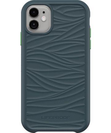 LifeProof Wake Apple iPhone 11 / XR Hoesje Back Cover Grijs Hoesjes