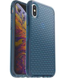 Otterbox Vue Series Apple iPhone X/XS Hoesje Blauw + Alpha Glass