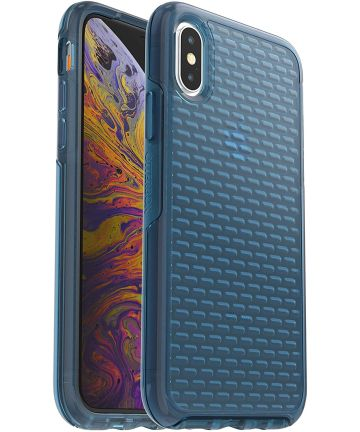 Otterbox Vue Series Apple iPhone X/XS Hoesje Blauw + Alpha Glass Hoesjes