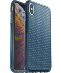 Otterbox Vue Series Apple iPhone XS Max Hoesje Blauw + Alpha Glass