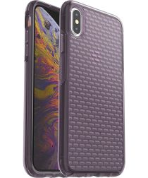 Otterbox Vue Series Apple iPhone XS Max Hoesje Paars + Alpha Glass