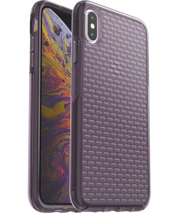 Otterbox Vue Series Apple iPhone XS Max Hoesje Paars + Alpha Glass Hoesjes