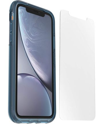 Otterbox Vue Series Apple iPhone XR Hoesje Blauw + Alpha Glass Hoesjes