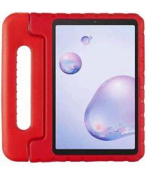 Samsung Galaxy Tab A7 2020 Kinder Tablethoes met Handvat Rood