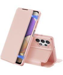 Dux Ducis Skin X Series Samsung Galaxy A32 5G Hoesje Book Case Roze