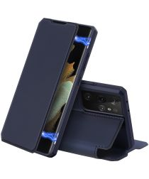 Samsung Galaxy S21 Ultra Telefoonhoesjes met Pasjes