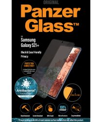 PanzerGlass Samsung Galaxy S21 Plus Screenprotector Privacy Glass