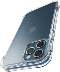 Ringke Fusion Plus Apple iPhone 12 / 12 Pro Hoesje Matte Transparant