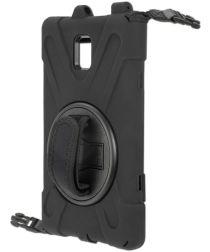 4smarts Rugged GRIP Samsung Galaxy Tab Active 3 Hoes Zwart