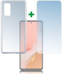 4smarts 360° Protection Set Samsung Galaxy A72 Transparant