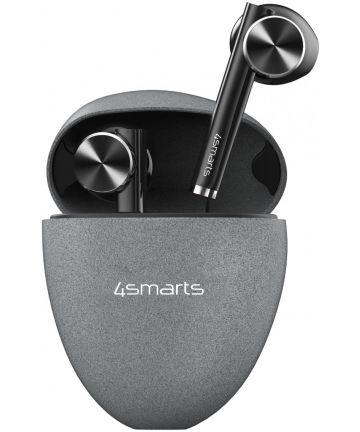 4smarts TWS Bluetooth In-Ear Draadloze Oordopjes Grijs Headsets