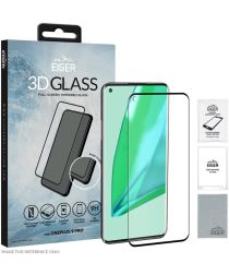 Eiger 3D Tempered Glass OnePlus 9 Pro Screen Protector Case Friendly