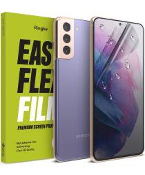 Ringke Easy Flex Samsung Galaxy S21 Screen Protector (2-Pack)