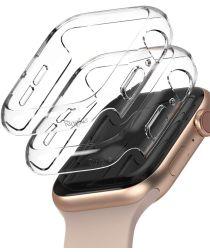 Ringke Slim Apple Watch 40MM Hoesje Dun Transparant (2-Pack)